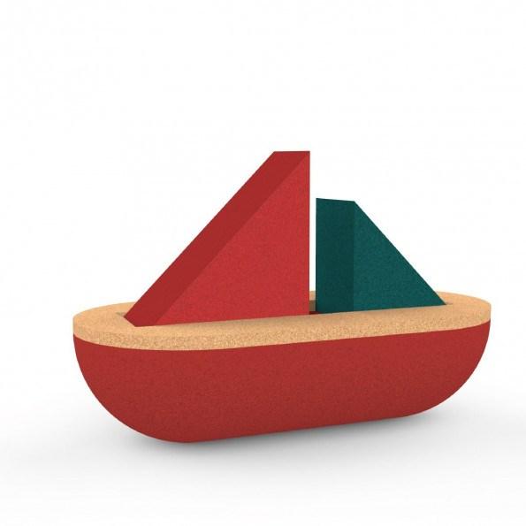 Elou Sejlbåd, Babylegetøj