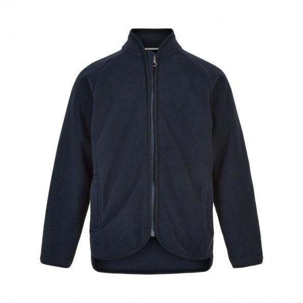En Fant fleece jakke - Parisian Night