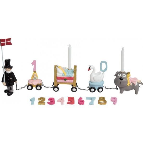 KIDS BY FRIIS - Fødselsdagstog, H.C. Andersen pige