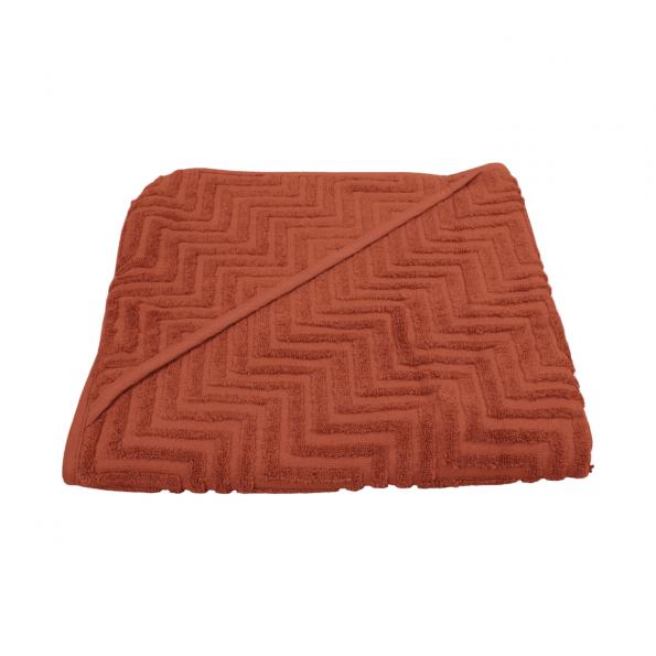 Filibabba badeslag zigzag - rust