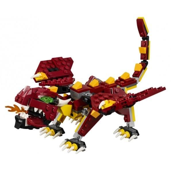 LEGO CREATOR - Mystiske Væsner - 31073