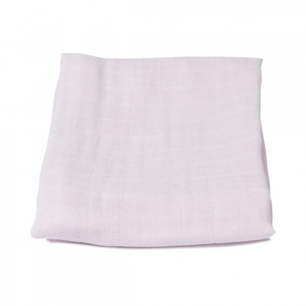 Filibabba Muslin Stofble - Light Rose