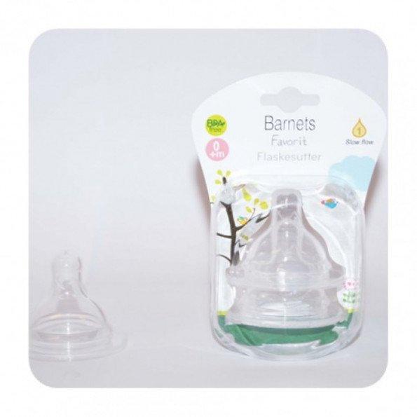 Barnets Favorit flaskesutter slow 0-6 måneder