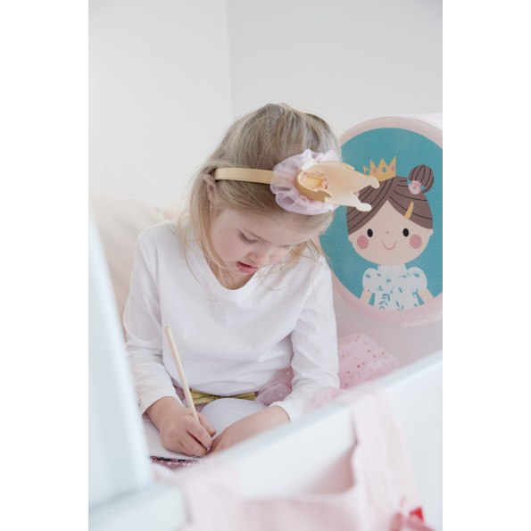 Flexa rygstøtte - little princess