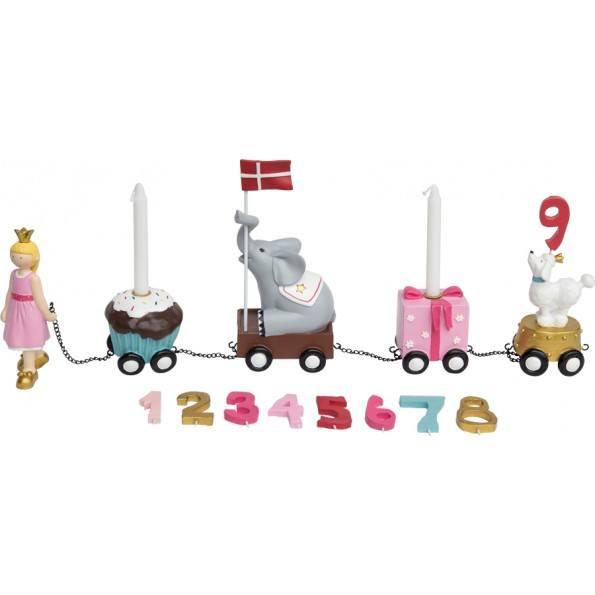 Kids by Friis fødselsdagstog - Prinsesse