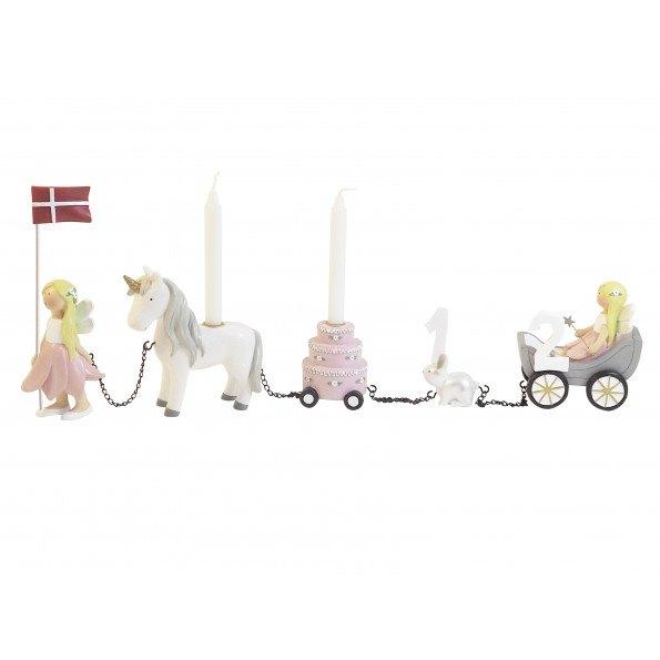KIDS BY FRIIS - Fødselsdagstog m. blomsterfeer