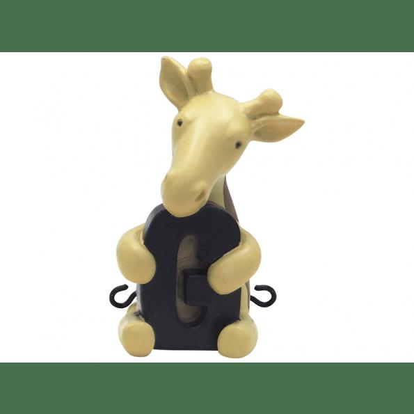 Kids by Friis G Bogstav - Giraf Navnetog