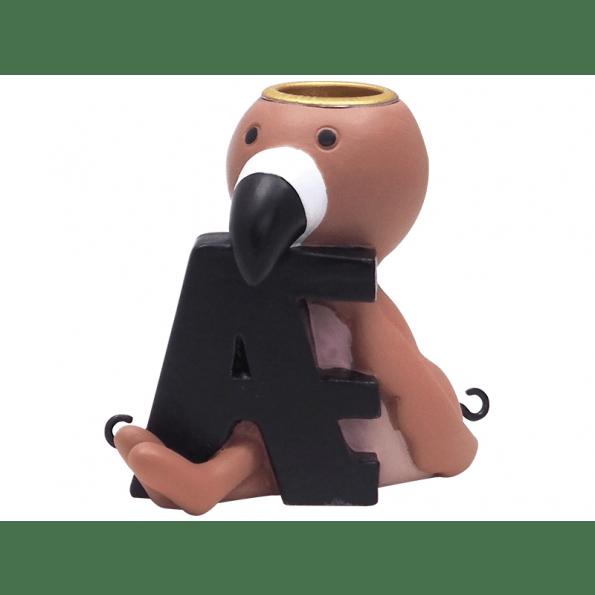 Kids by Friis Æ Bogstav - Flamingo Navnetog