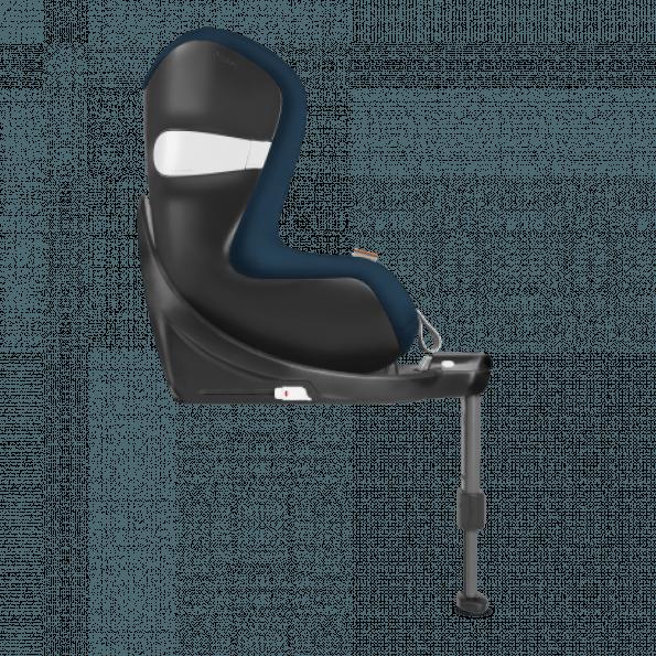 Cybex Sirona M2 i-Size autostol (2019) inkl. Base M - Urban Black