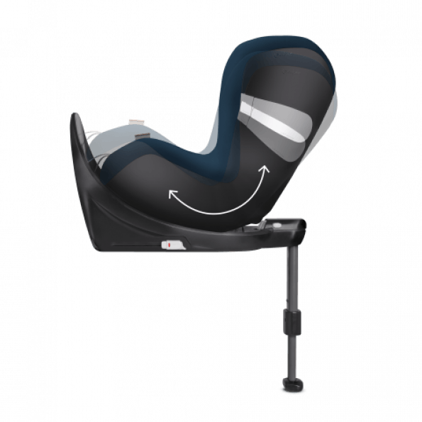 Cybex Sirona M2 i-Size autostol (2019) - Premium Black