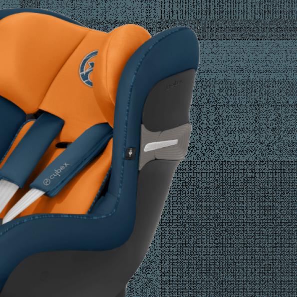 Cybex Sirona S i-Size autostol (2019) - Indigo Blue