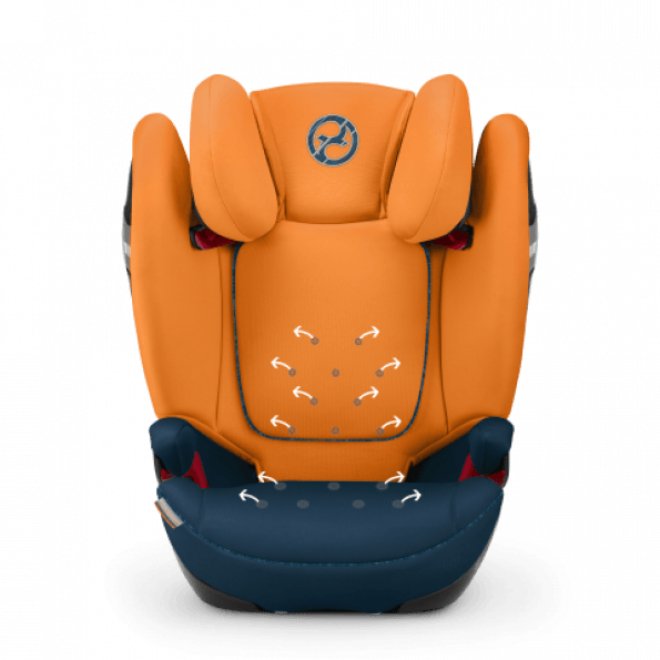Cybex Solution S-fix autostol (2019) - Premium Black