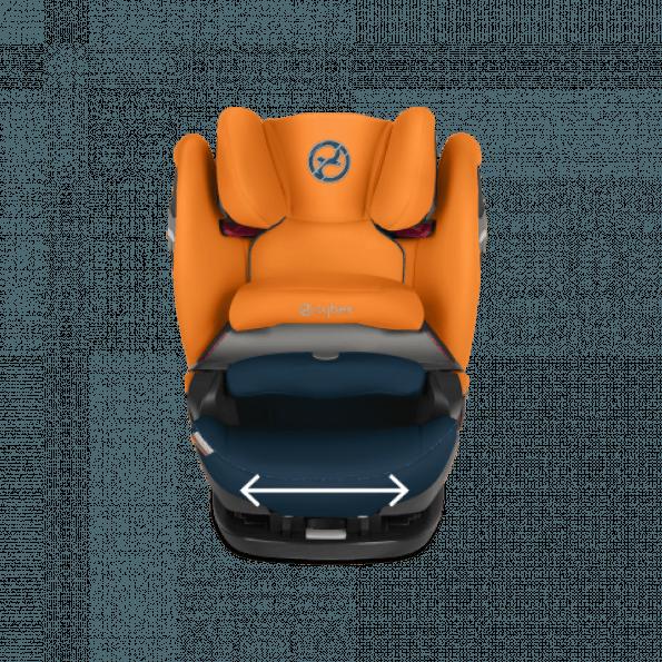 Cybex Pallas S-fix autostol (2019) - Indigo Blue