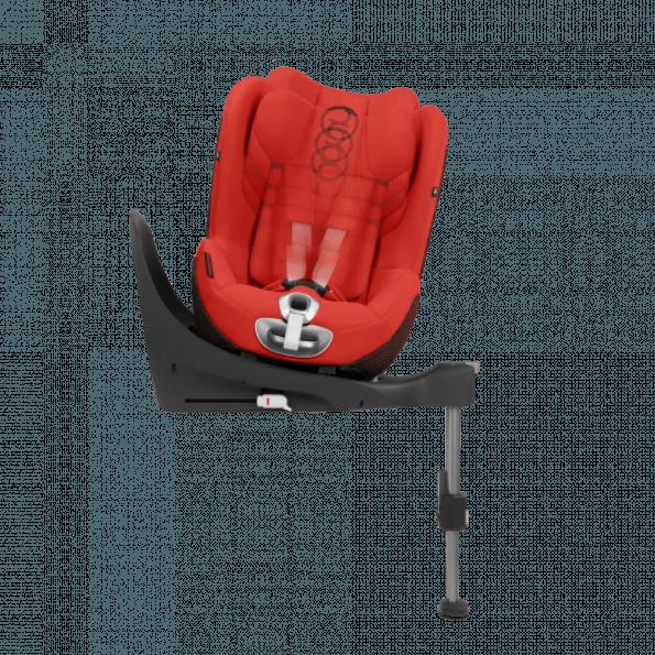 Cybex Sirona Z i-Size autostol inkl. SensorSafe - Manhattan Grey