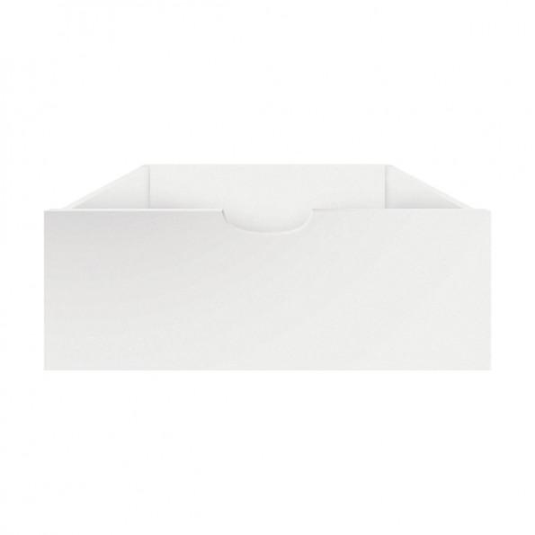 Sebra sengeskuffen, baby & junior - Hvid