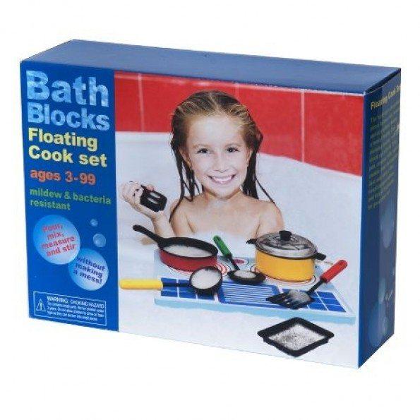 BathBlocks Flydende køkken
