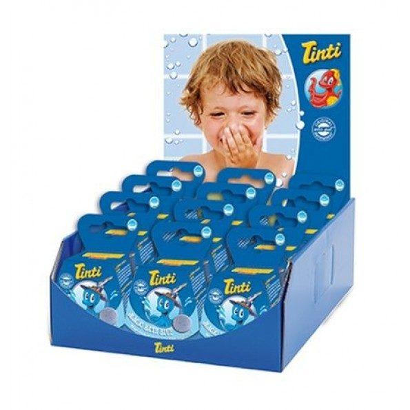 Tinti Tryllebadekugle - Blå