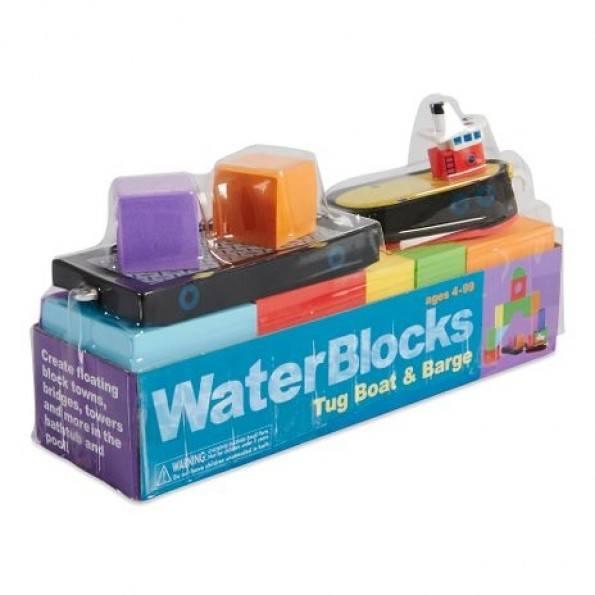 BathBlocks Slæbebåd & pram