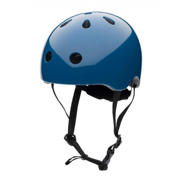 Trybike CoConuts cykelhjelm - blå, str. S