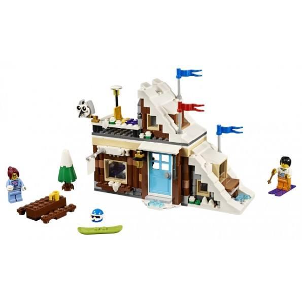 LEGO CREATOR - Vinterferie Modulsæt - 31080
