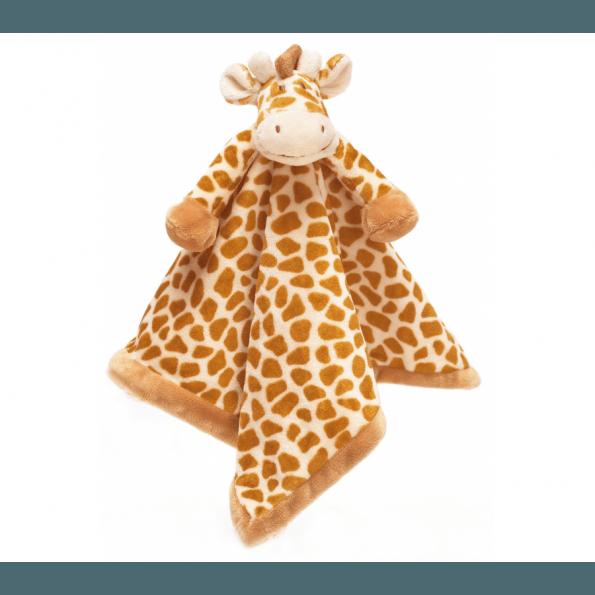Teddykompaniet Diinglisar Wild sutteklud - giraf