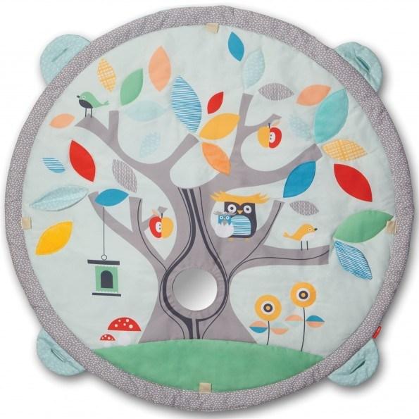 Skip Hop Aktivitetstæppe - Treetop Pastel