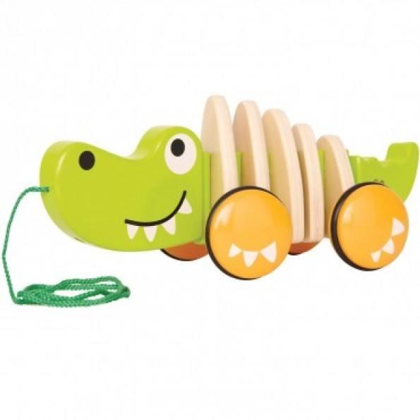 Hape Walk-A-Long - Krokodille
