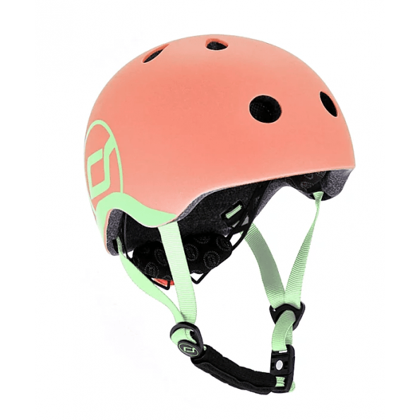 Scoot and Ride XXS-S hjelm - peach