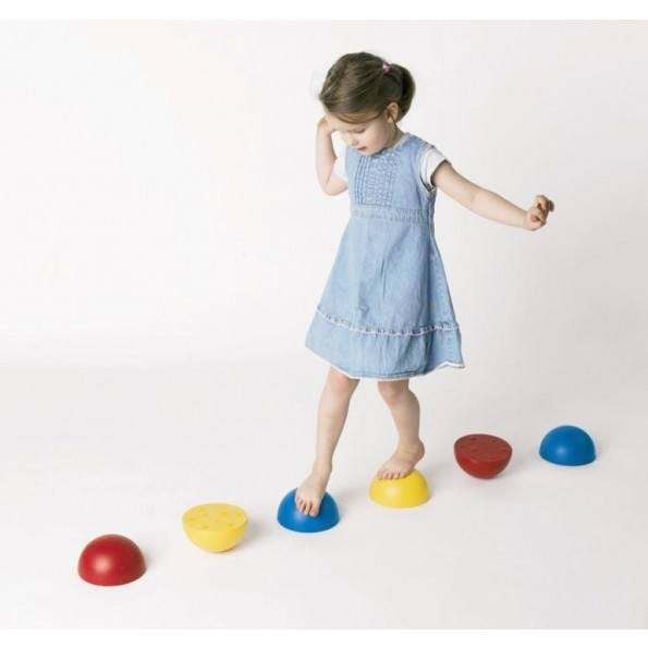 Gonge Balance Hemispheres - Balancekugler