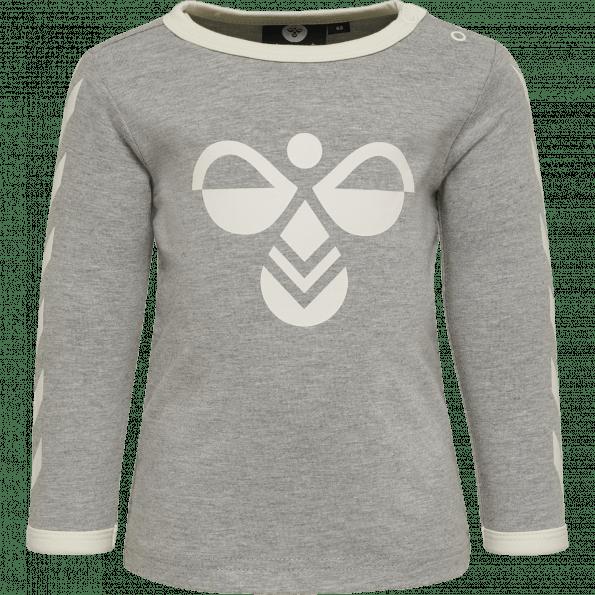 Hummel FLIPPER trøje – Grey Melange