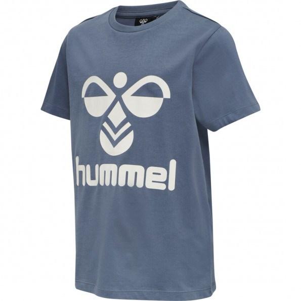 Hummel hmlTres t-shirt - China Blue
