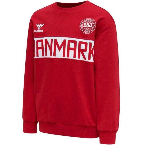 Hummel EM Jubel sweatshirt – Tango Red