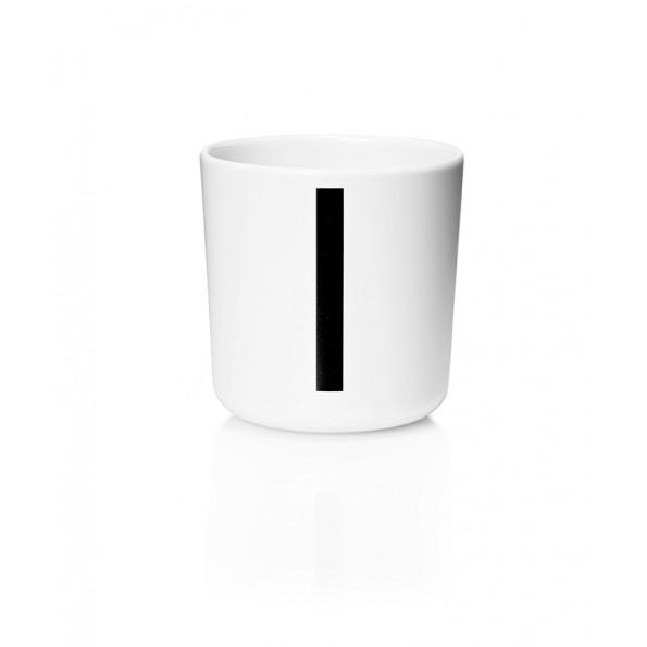Design Letters AJ melamin - I Kop