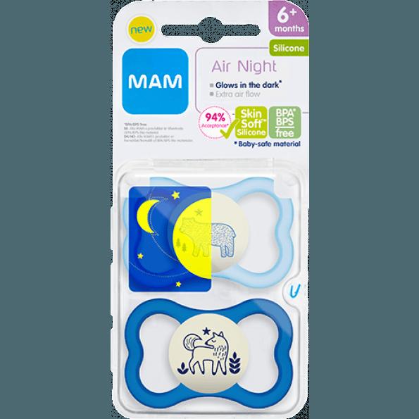 MAM Air Night Sut 6 mdr+ - Blå