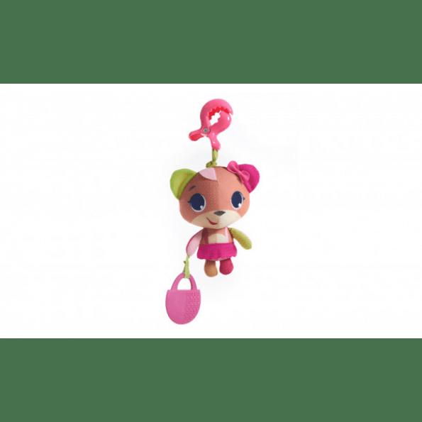 Tiny Love Izzy Bjørn Clipsfigur - Princess Tales Pink