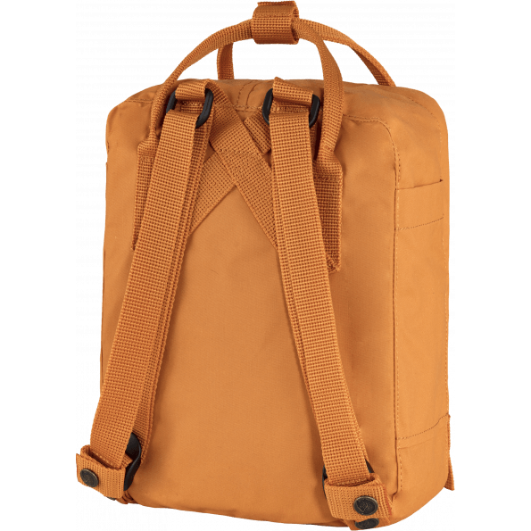 Fjällräven Mini Kånken Rygsæk - Spicy Orange