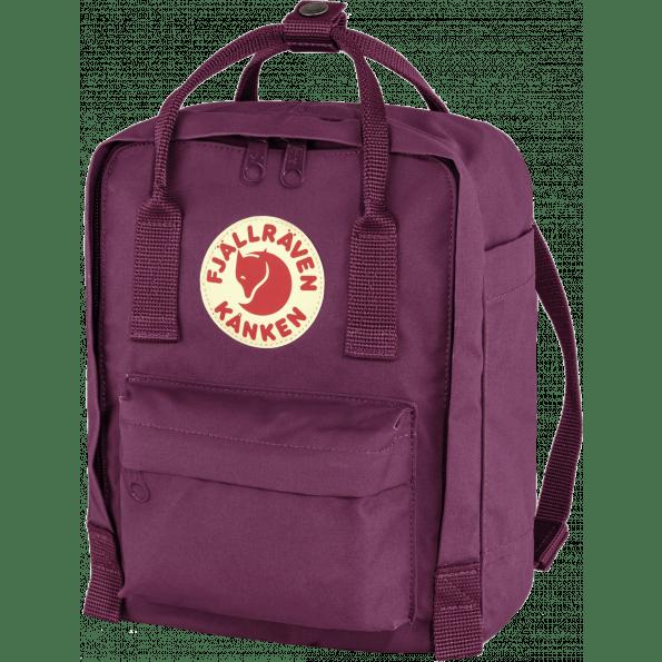 Fjällräven Mini Kånken rygsæk - Royal Purple