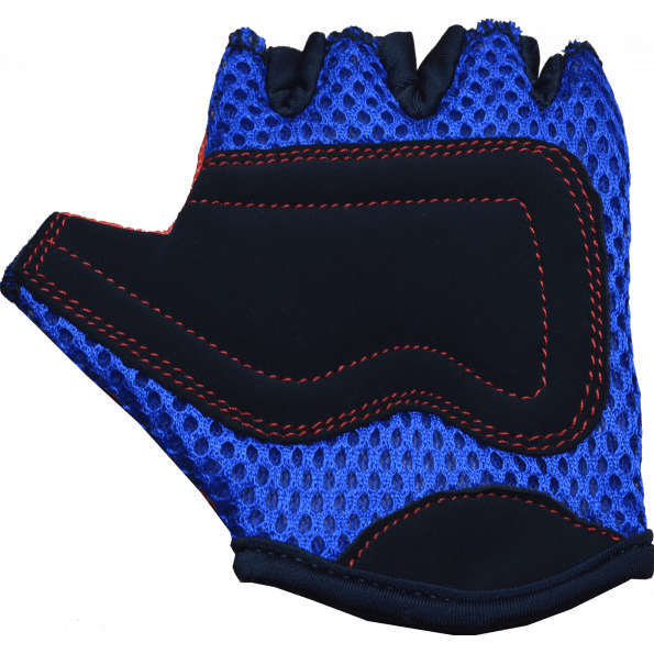 Kiddimoto Red handsker, str. small