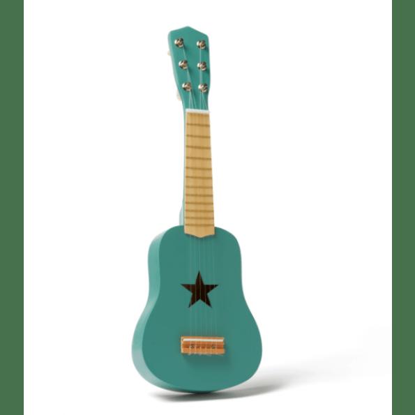Kids Concept guitar – grøn