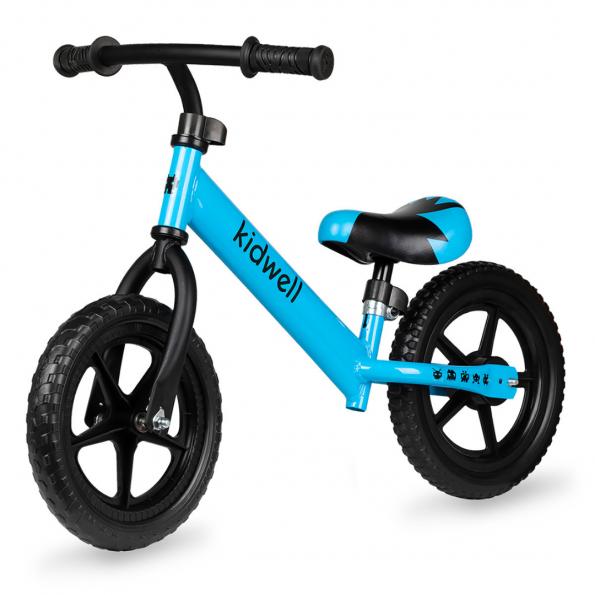 Kidwell Rebel løbecykel - blå