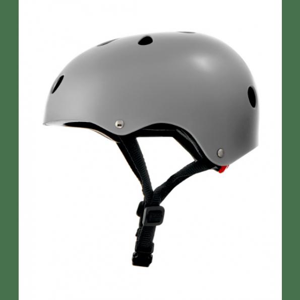 Kinderkraft Safety cykelhjelm - grå