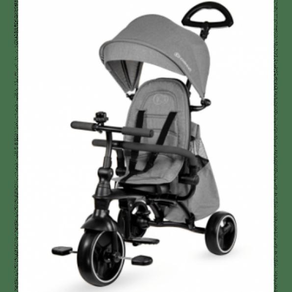 Kinderkraft JAZZ tricycle - Grey