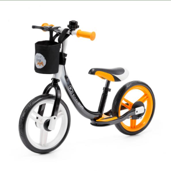 Kinderkraft Space balans cykel - orange