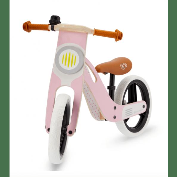 Kinderkraft UNIQ balancecykel - lyserød