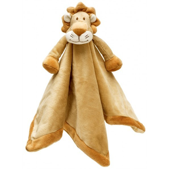 Teddykompaniet Diinglisar Wild sutteklud - Løve