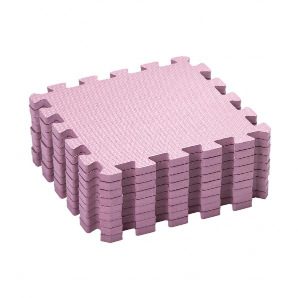 Tiny Republic legegulv – Rosa