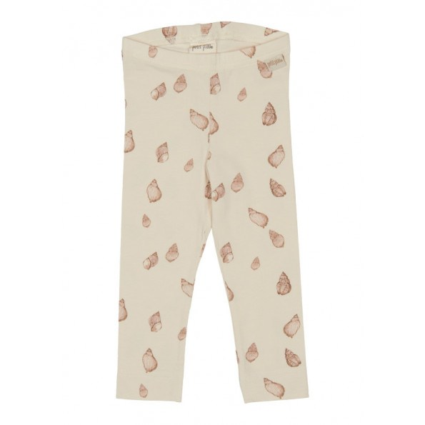 Petit Piao leggings - Seashell