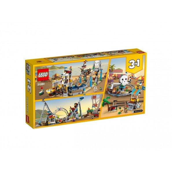 LEGO Creator - Piratrutsjebane - 31084
