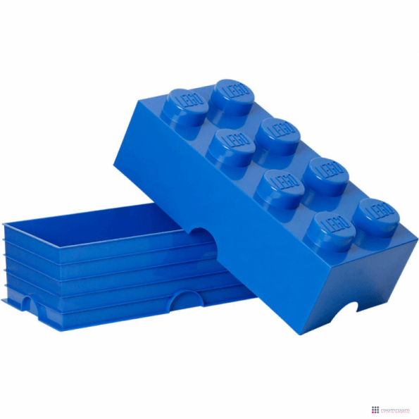 LEGO Opbevaringskasse 8 - Blå