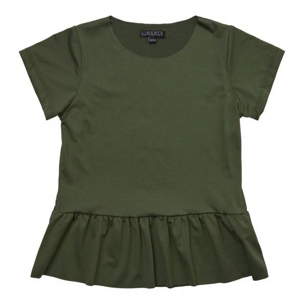 Liberte Alma Frill t-shirt junior – Army1